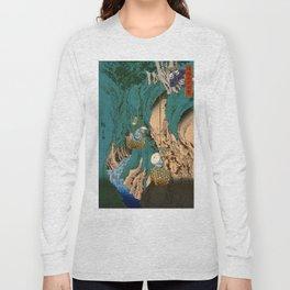Mushroom Gatherers Long Sleeve T-shirt