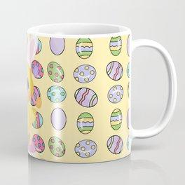 Easter Chick with Bunny Ears Coffee Mug