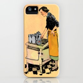 Saint Julia, Patroness of Kitchens iPhone Case