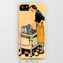 Saint Julia, Patroness of Kitchens iPhone Case