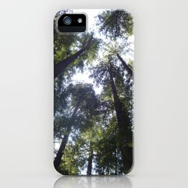 Look Up so FAR up iPhone Case