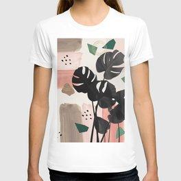 Monstera Summer Glam #2 #tropical #decor #art #society6 T-shirt