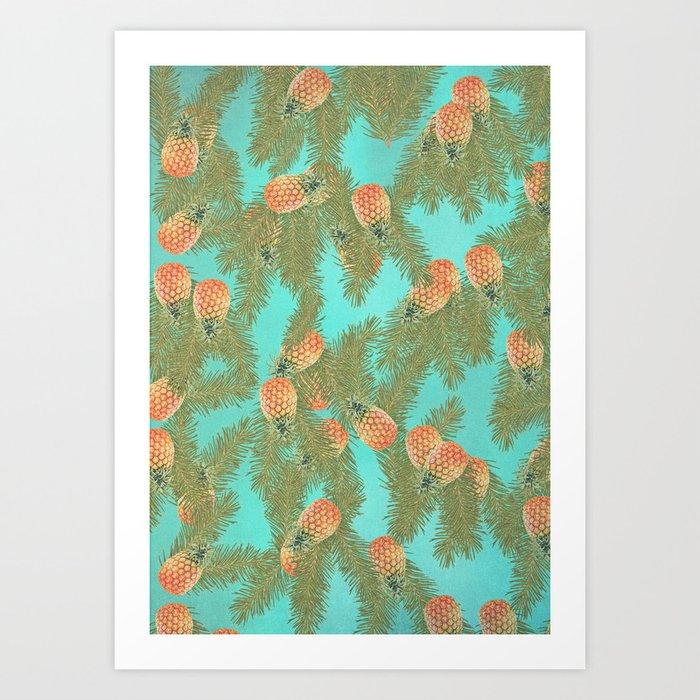 Summer Calling Art Print
