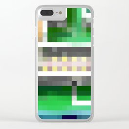 The Simple Life Clear iPhone Case