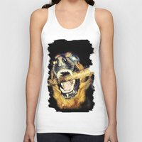 mad max Tank Tops featuring Mad Max by LiS Fotografie