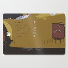 Mille Miglia No.36 Cutting Board