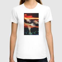 Cozmogonizm Series #23, Color Film, Analog, Art Photo, NUDE T-shirt