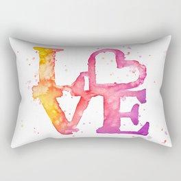 A bit of LOVE Rectangular Pillow