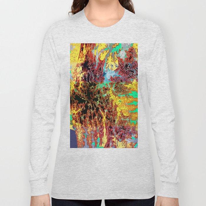 deep jungle II Long Sleeve T-shirt