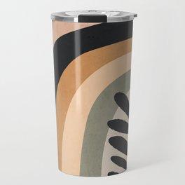 Abstract Art Rainbow 2 Travel Mug
