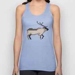 It's a reindeer! Unisex Tank Top