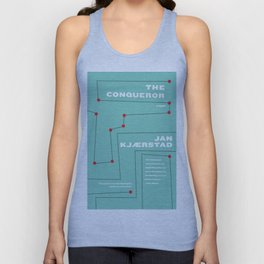 The Conqueror Unisex Tank Top