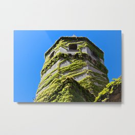 Watch Tower Metal Print