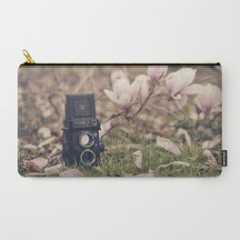 Vintage Among the New Carry-All Pouch