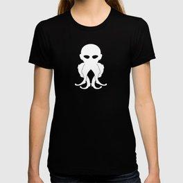 Lovecraftian Styled Octopus Logo T-shirt