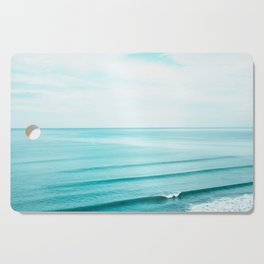 Minimal Beach Cutting Board