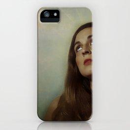 El viaje comienza ( the journey begins) iPhone Case