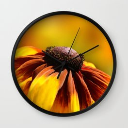 Rudbeckia 0139 Wall Clock
