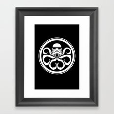 Hydra Trooper Framed Art Print