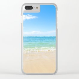 Site Seeing Clear iPhone Case