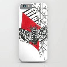 Hawkmoth Abstract iPhone 6s Slim Case