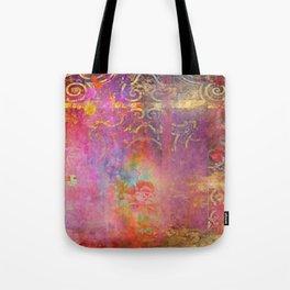 Boho Rose Tote Bag