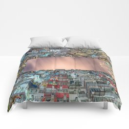Hong Kong architecture Comforters