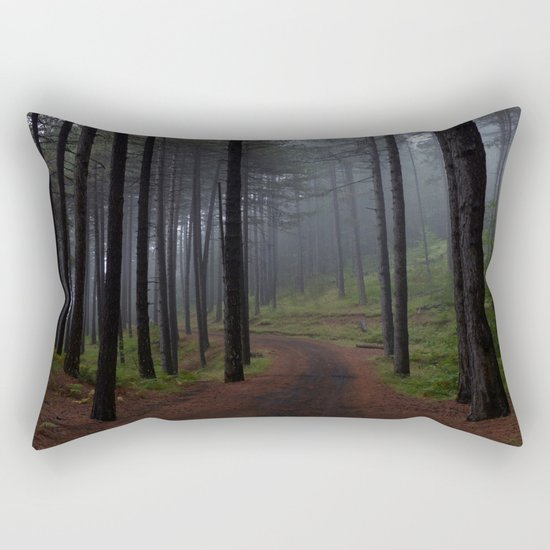 Wolves without teeth Rectangular Pillow