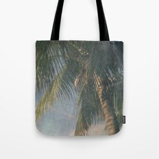 Paradise Palms Tote Bag