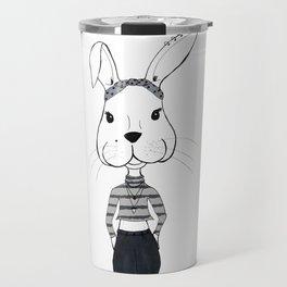 Kitsch Bunny Travel Mug