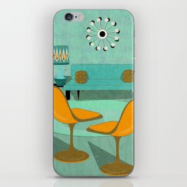 Room For Conversation iPhone Skin