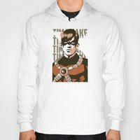 tim shumate Hoodies featuring Tim by Shop 5