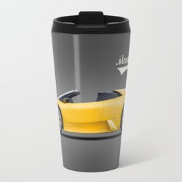 The Murcielago Travel Mug