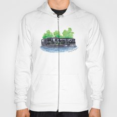 Water Living in Amsterdam by Charlotte Vallance Hoody
