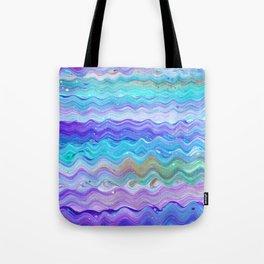 Unicorn Brainwaves Tote Bag