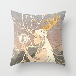 Dear Lost Memory, Where Have You Been? Throw Pillow