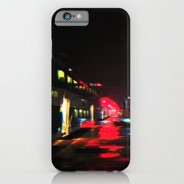 ASLEEP WITH NO AIR iPhone Case