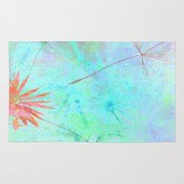 Paint A Dandelion Rug