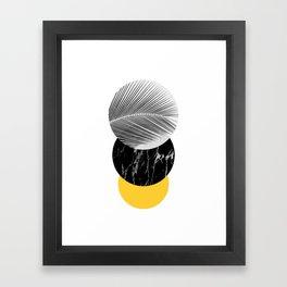 Elemental III Framed Art Print