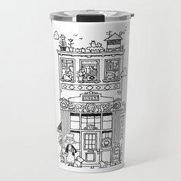 Downtown Coffee Travel Mug
