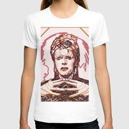 I Still Love You, Bowie T-shirt