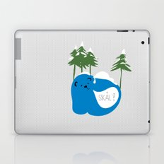party animals - norwegian bear Laptop & iPad Skin