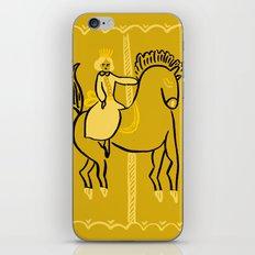 Reine Carrousel iPhone & iPod Skin