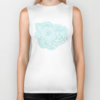 good vibes Biker Tanks featuring good vibes by taylor st. claire