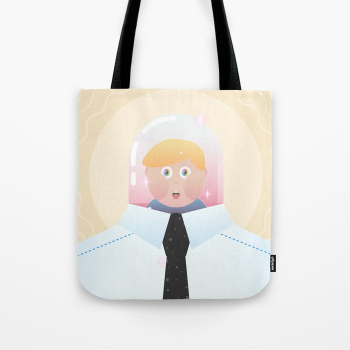 Adult Life Tote Bag