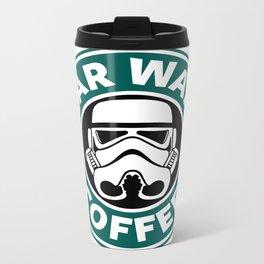 STORMTROOPER COFFEE Metal Travel Mug