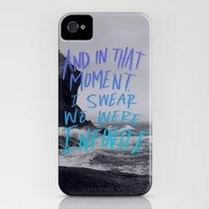 Infinite iPhone (4, 4s) Slim Case