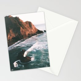 Oregon Coast V Stationery Cards