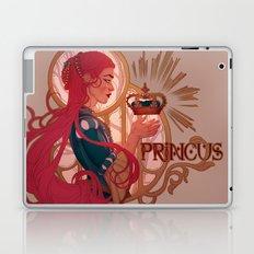Enby royalty -  Princus Laptop & iPad Skin
