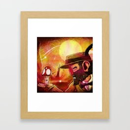 Trippen Framed Art Print
